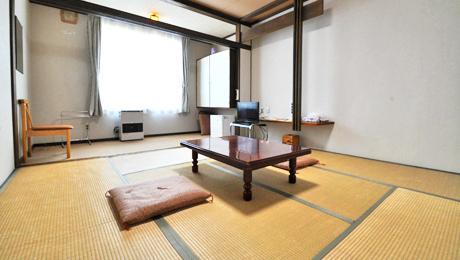 写真:和室(バス・トイレ別)